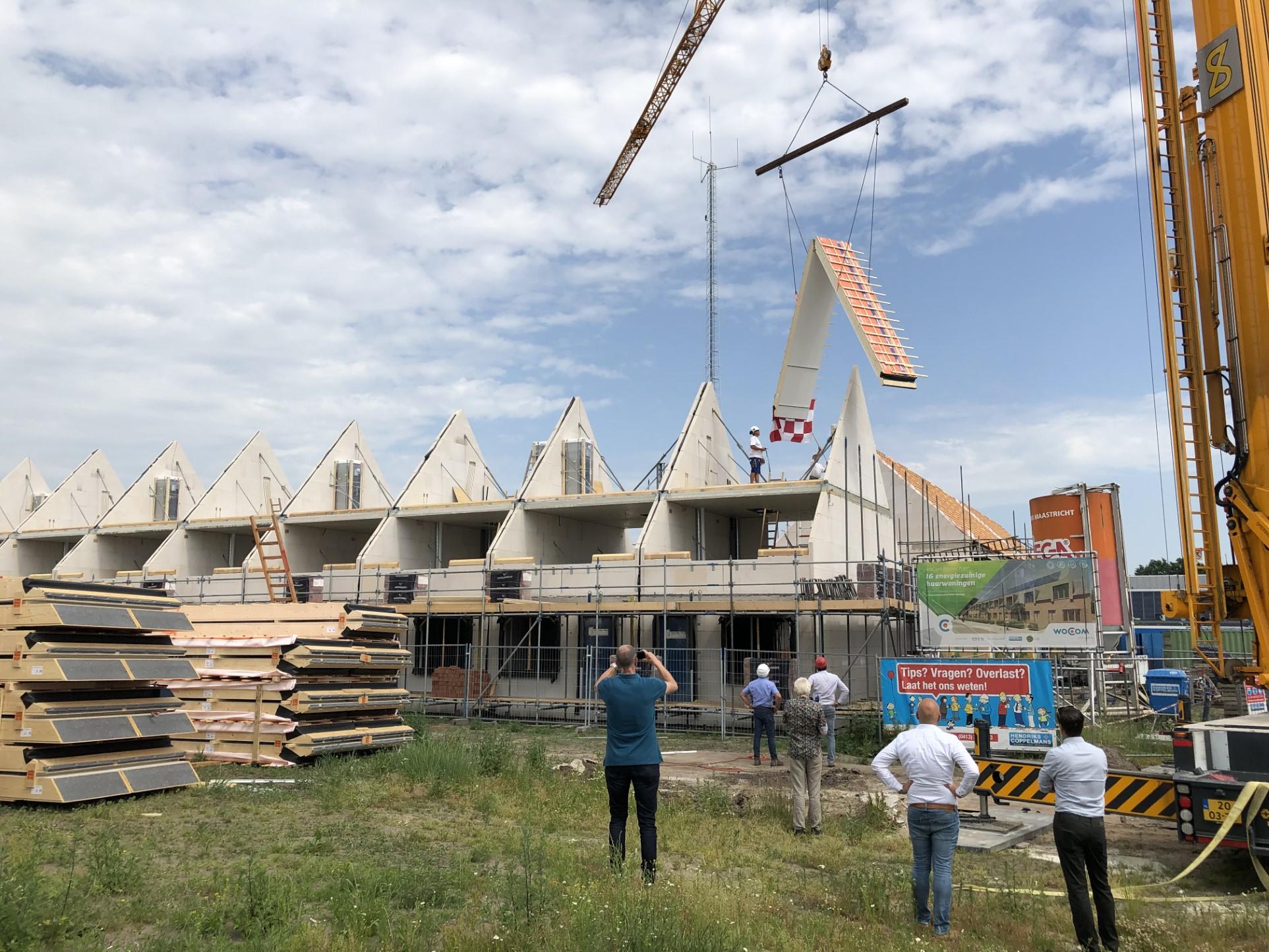 woCom-Groote-Hoeven-Someren-energiezuinig-circulair-nieuwbouwproject-hoogste-punt-Laride-LR