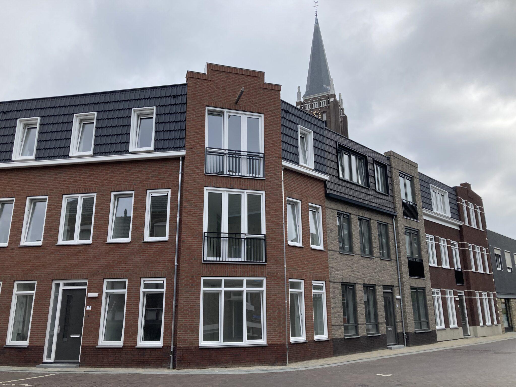 Appartementen-Marktstraat-Venray-sociale-huur-projectmanagement-Laride-Wonen-Limburg